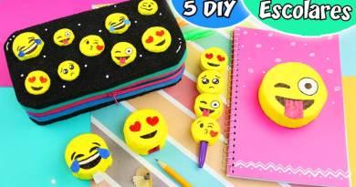 Utiles Escolares Emoji