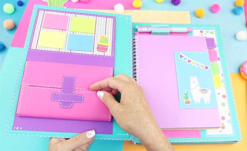 como decorar cuadernos kawaii