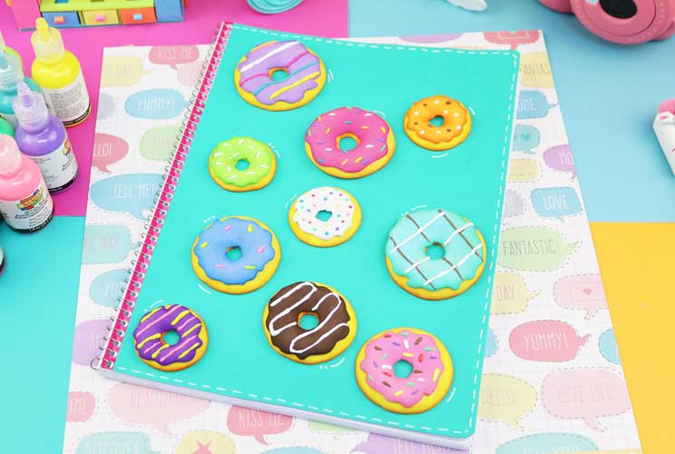 como decorar tus cuadernos kawaii