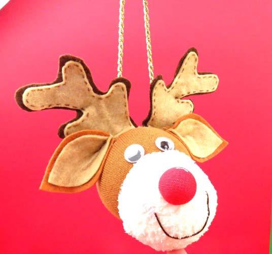 adornos navideños manualidades
