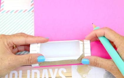 manualidades con tubos de carton para niños