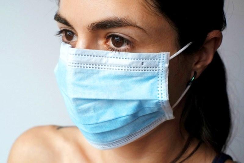 Mascarilla quirurgica coronavirus