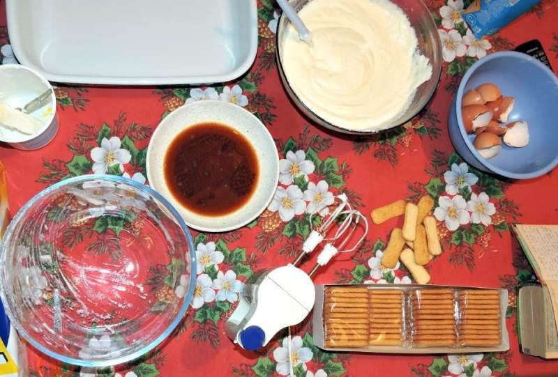 receta de tiramisu facil y economico
