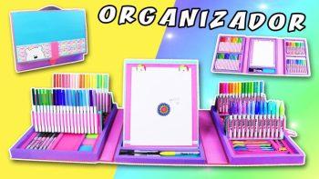 Carpeta Organizadora Maleta