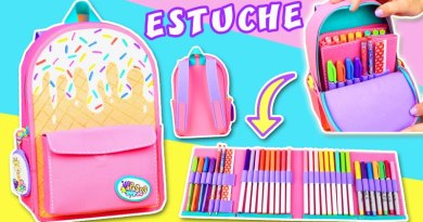 Estuche Maleta Ice Cream