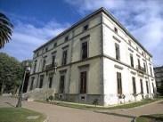 Papercraft imprimible y armable del Palacio de Manzanedo en Cantabria. Manualidades a Raudales.