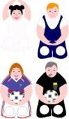 Marionetas dedo de las profesiones 2. Manualidades a Raudales.