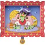 Papercraft del Circo. Payasos Girando Platos Chinos / Clowns Spinning Dishes. Manualidades a Raudales.
