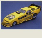 Papercraft imprimible y armable del coche Dodge 1993. Manualidades a Raudales.