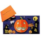 Tarjeta desplegable Halloween 3D. Manualidades a raudales.