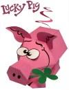 Papercraft recortable de un Cerdo infantil. Manualidades a Raudales.
