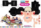 Cubeecraft de Katy Perry. Manualidades a Raudales.