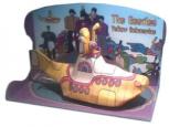 Papercraft del submarino amarillo de los Beatles. Manualidades a Raudales.