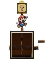 Papercraft imprimible y recortable de Super Mario de Nintendo con Movimiento. Manualidades a Raudales.
