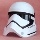 Papercraft recortable y armable de un Guardia Asalto de Star Wars. Manualidades a Raudales.