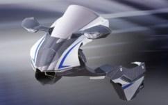 Papercraft imprimible y armable de la motocicleta Yamaha YZF-R1M. Part 1. Manualidades a Raudales.