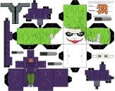 Cubeecraft de Joker. Manualidades a Raudales.