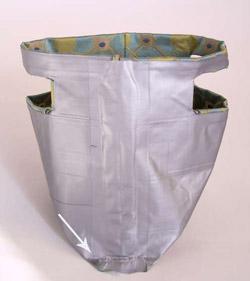bolsa con tape