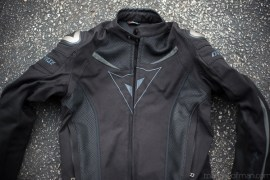 Dainese Super Speed Textile Jacket - Overview