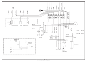 Frigidaire FHPC3660LS | Wiring Diagram (English)