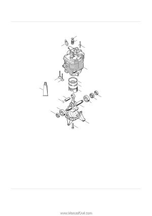 Stihl BR 550 | Parts List  Page 2