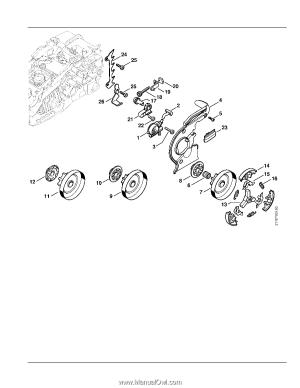 Stihl MS 192 T CE | Parts Diagram  Page 9