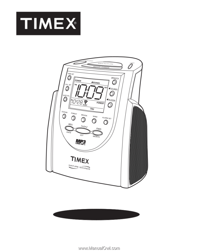 Timex T307s User Guide