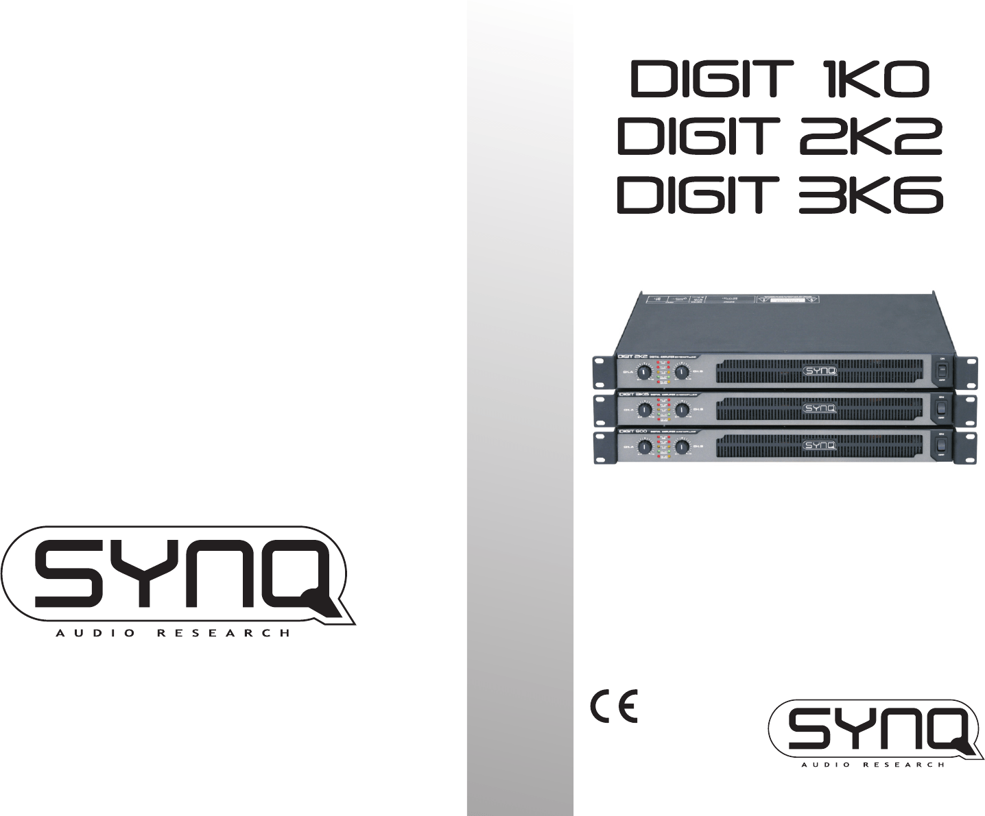 Manual Synq Digit 1k0 20 Paginas