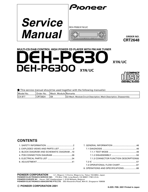 diagram pioneer deh p6300 wiring diagram full version hd