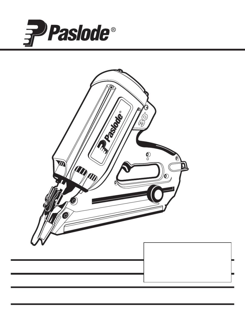 paslode cordless framing nailer manual | Framesite.co