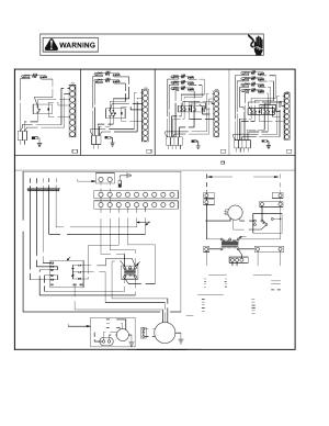 Accessories wiring diagrams | Goodman Mfg RT6100004R13