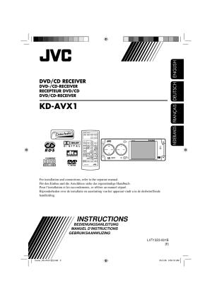 Jvc Kd Avx1 Wiring Diagram | Wiring Library
