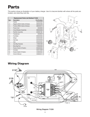 Die Hard Battery Charger Wiring Diagram | Wiring Library