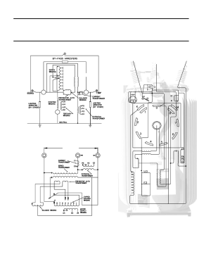 Connection diagrams, Series transformer design | Siemens