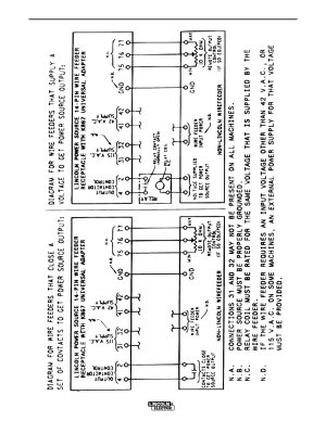 Diagrams | Lincoln Electric IDEALARC CV400I User Manual
