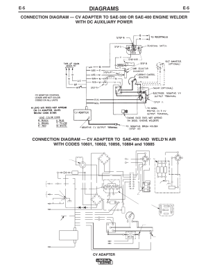 Lincoln Sae 400 Welder Wiring Diagram  Somurich