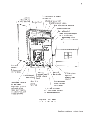 Pentair EasyTouch 8 and 4 Pool and Spa Control System User Manual | Page 13  32