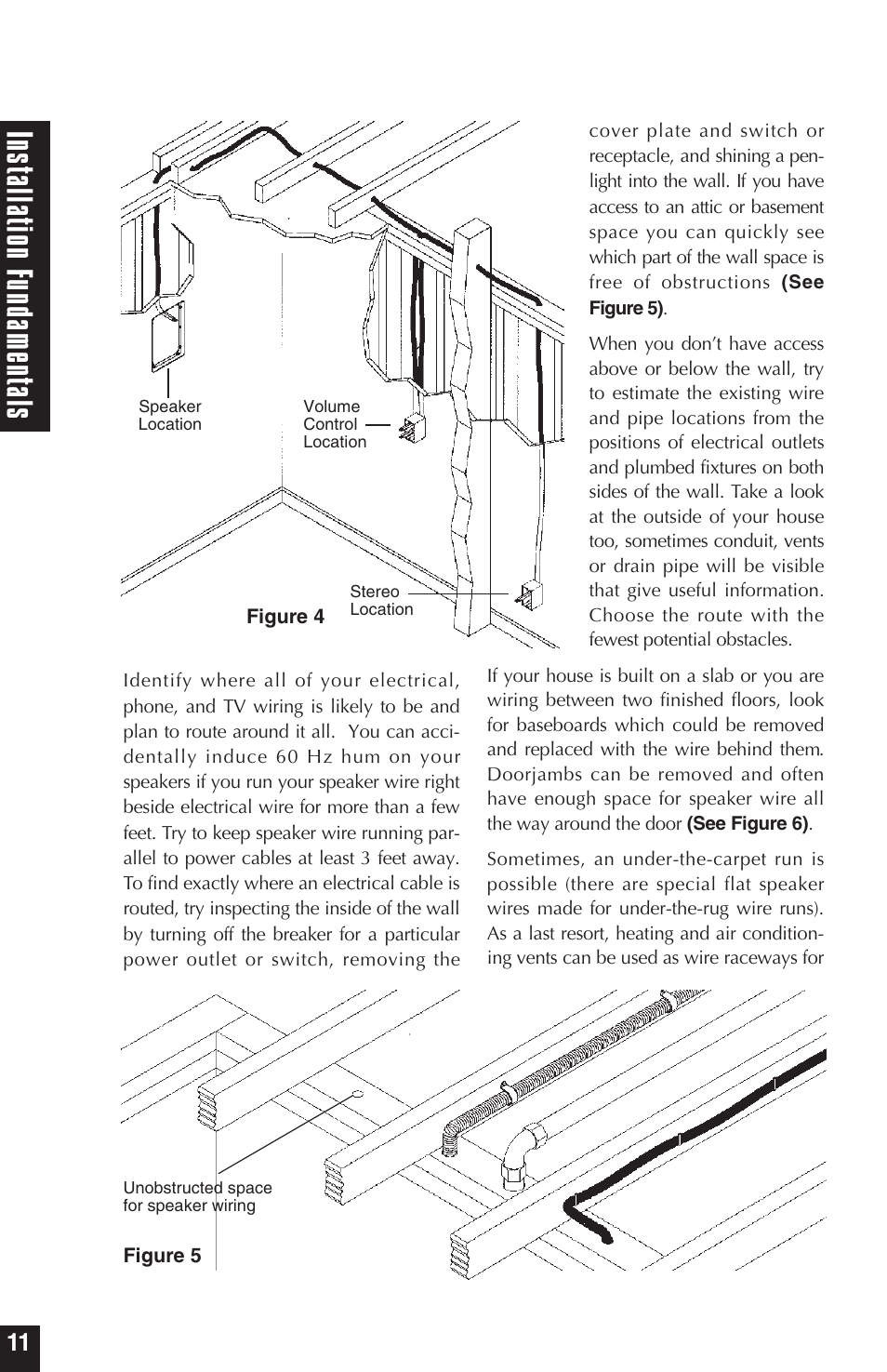niles audio hd5 page12?resize\\\=665%2C1028 in ceiling speaker wiring diagram broan range hood wiring diagram Wiring a Switch at readyjetset.co
