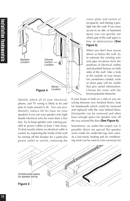 Fine Ceiling Speaker Volume Control Wiring Diagram Gallery | 1475