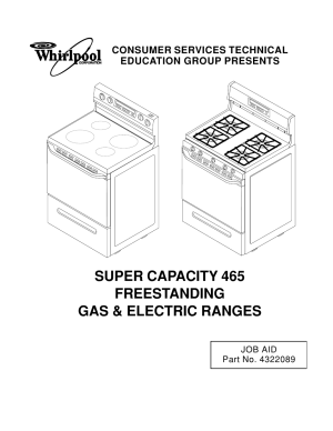 Whirlpool 465 User Manual | 32 pages | Also for: super capacity 465