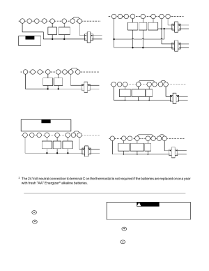 Heating system, Cooling system, Caution | White Rodgers 1F86344 User Manual | Page 3  5