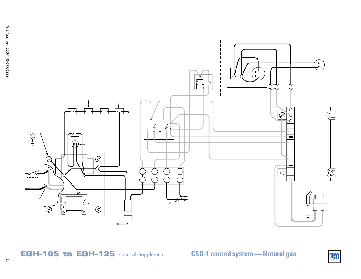 Schematic Wiring Diagram Control Supplement