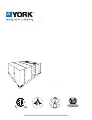 York Rooftop Units Manuals  The Best Image ImagefreeCo