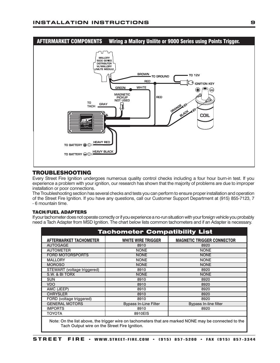 Astounding Msd Tachometer Wiring Diagram Images Wiring schematic – Jeep Tachometer Wiring