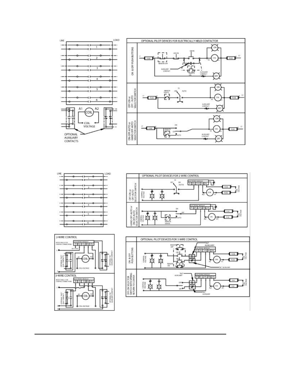ge industrial solutions cr460 lighting contactor series page4?resize\=665%2C861 wiring diagram for 9070k100d18 wiring wiring diagrams collection  at soozxer.org