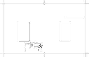 Hunter 27182 FanLight Dual Slide Wall Control User Manual | 1 page