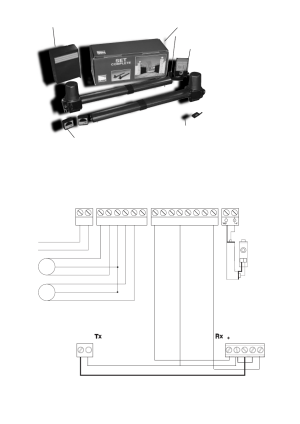 3  za4 wiring diagram, Fig 31, Fig 32 | CAME KronoS5D Kit User Manual | Page 29  32