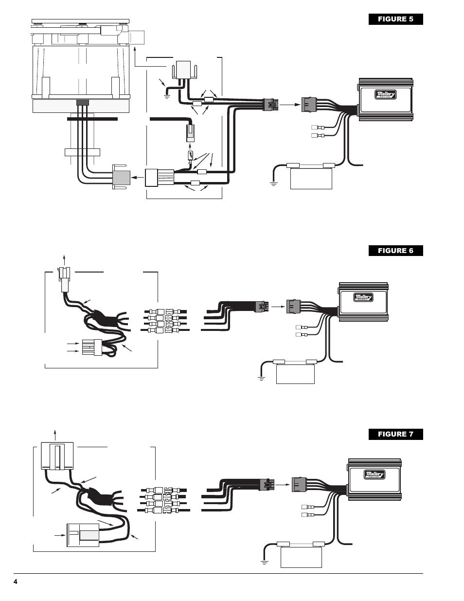 Wiring High Fire Mallory Edi Diagram on