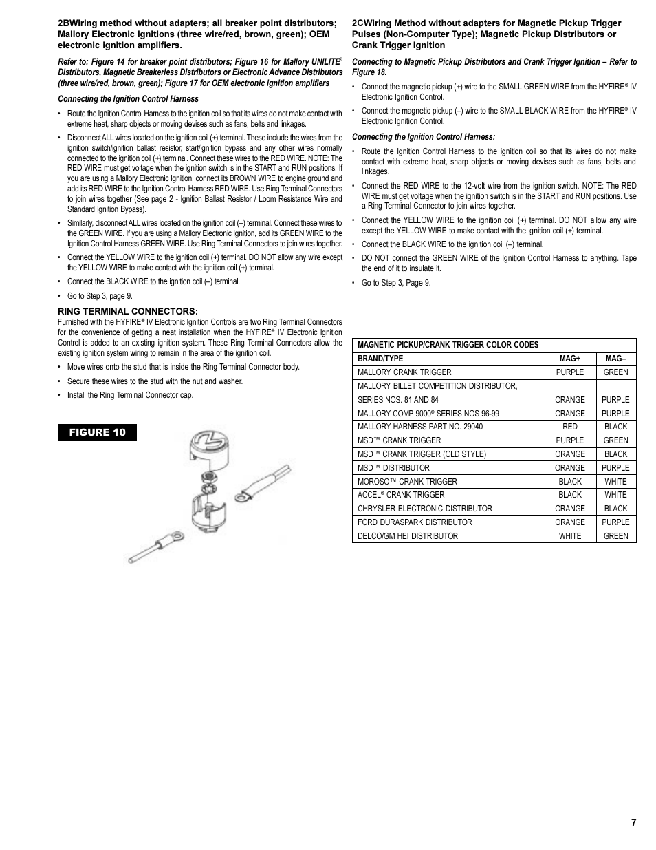 Mallory Hyfire Wiring Diagram 692 For Cj7
