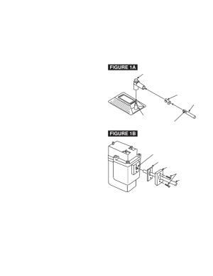Mounting procedure, Coil wire installation, Wiring